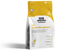 Specific | Crystal Management Light FCD-L | 4x 400 g | 4 x 400 gr